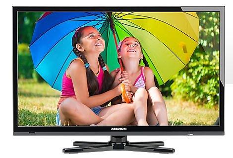 [MEDION] LED-Backlight-TV MEDION® LIFE® P12243 mit DVD-Player (B-Ware) 134,95 €
