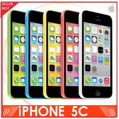 iPhone 5C Blau Neu und UNLOCKED - 158,11 EUR (aliexpress)