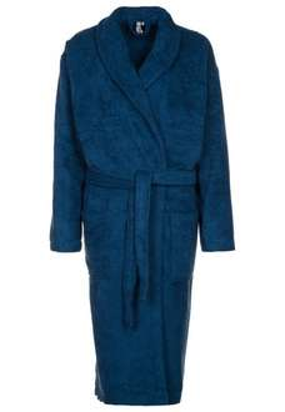 [Zalando] Bademantel aus 100% Baumwolle in powder blue