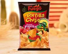 [MAINTAL] Globus: Fuego Tortilla Chips Barbecue / Chili / Sweet Paprika für 0,80€ (MHD)