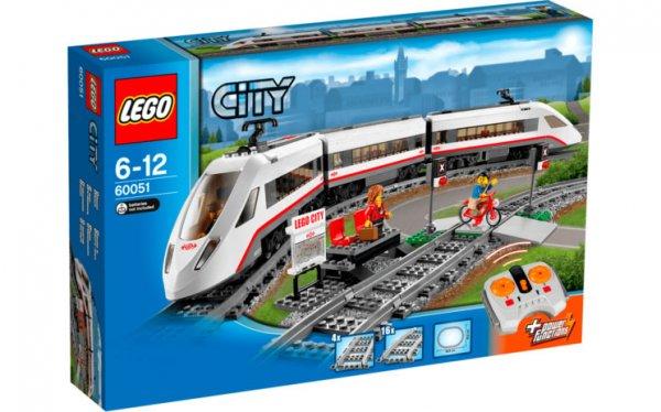 [Thalia AT] -  LEGO City Hochgeschwindigkeitszug