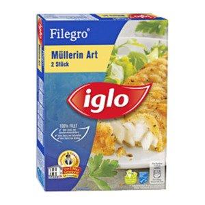[Kaufland] Iglo Filegro für 1,29 verschiedene Sorten bis 22.08 !