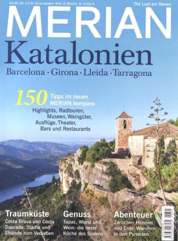 """Jahresabo des Reisemagazins """"Merian"""" für 92,40€ mit 65,00€ Gutschein – Effektivpreis: 27,40€"""