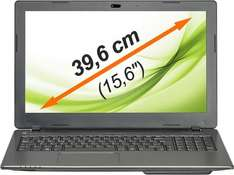 "Medion Akoya E6415 - 15,6"" Full HD, Core i7-5500U, 8GB RAM, 1TB HDD, 128GB SSD, DVD Brenner, Wlan ac, Bluetooth 4.0, Win 8.1 für 636,65 € @Rakuten.de"
