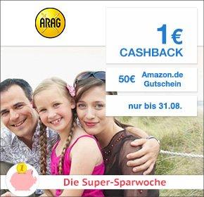 ARAG Versicherungen teilweise kostenlos (durch 50€ Amazon Gutschein) +1€ Qipu