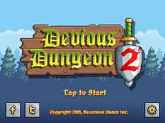 Devious Dungeon 2 IOS
