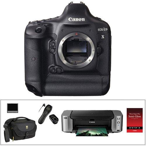 Canon 1DX + Canon Pixma Pro 100