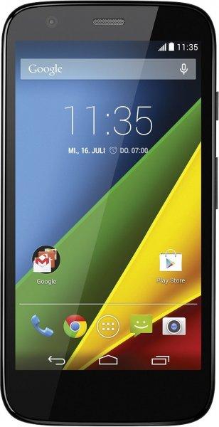 [Getgoods] Motorola Moto G LTE (4,5'' HD IPS, 1,2 GHz Quadcore Snapdragon 400, 1GB RAM, 8GB intern, Android 5.1) für 114,98€