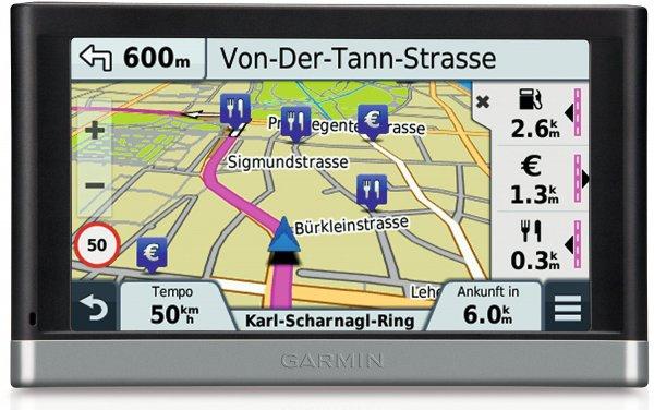 [amazon.de] Garmin nüvi 2597 LMT EU Navigationsgerät (12,7 cm (5 Zoll) Touch-Display, Kartenmaterial 45 Länder Europas, Gesamteuropa, Kartenupdate, TMC Pro) für 119€ inkl. Versand - PVG: 138€