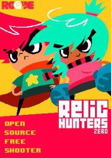 Kostenloses Steam Spiel für die Bibliothek (Relic Hunters Zero)