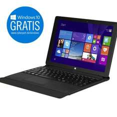 [Ebay] Trekstor Surftab Wintron pure (10,1'' HD IPS, Intel Z3735F Quadcore, 2 GB RAM, 32 GB intern, microHDMI, USB, Win 8.1/10) + Type Cover + Office 365 (1 Jahr) für 179€