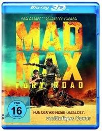 Mad Max: Fury Road (3D Blu-ray) für 22,95€ @Buch.de
