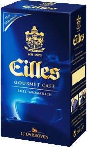 Eilles Gourmet Kaffee bei Edeka - Vergleichspreis 4,75 Euro