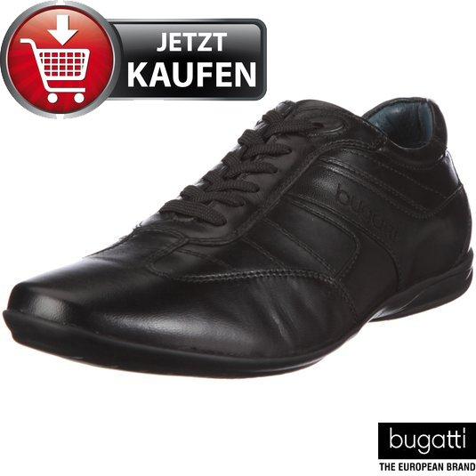 Bugatti Herren Sneakers Gr. 40 - 46 @ Amazon.de für 47,95 €