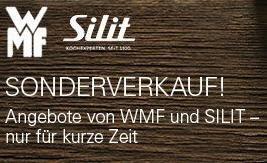 WMF Sonderverkauf mit bis zu 60% Rabatt bei eBay