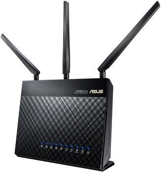 ASUS RT-AC68U (ohne V/DSL) Dual-Band 802.11a/b/g/n/ac Router bei Allyouneed für 146,45€