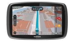 TomTom Go 600 Speak & Go Auto-Navigation