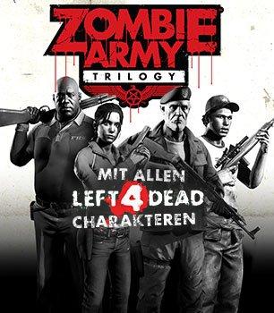 [Steam] Zombie Army Trilogy für 14,27€ oder Zombie Army Trilogy 4-Pack für 42,83€