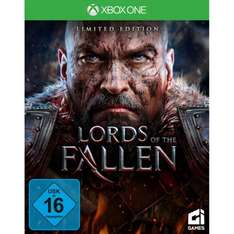 [Conrad] Lords of the Fallen - Limited Edition (Xbox One) für 19,50€
