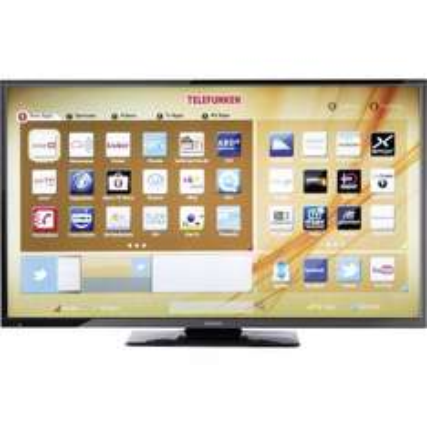 **Conrad B-Ware**LED-Fernseher 124 cm 49 Zoll Telefunken D49F283N3C EEK A+