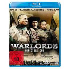 [Saturn] The Warlords - Director's Cut mit Jet Li (Bluray) für 3,49€