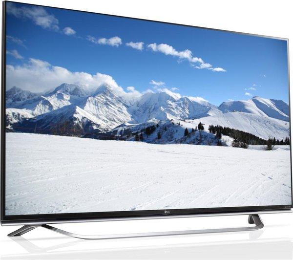 LG 49UF850V - 3D-LED-Fernseher Smart TV Ultra HD für 1023.99€@Pixmania