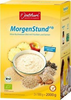 P. Jentschura Morgenstund Hirse-Buchweizen-Brei, (1,57 EUR/100g), 2000 g @Rakuten.de