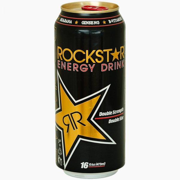 AmericanFood - über 50% auf importierte US-Energy Drinks - Zum Beispiel 1,59€ für Rockstar USA Energy Drink