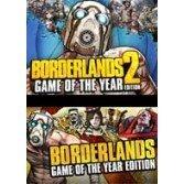 [Gameladen] Borderlands GOTY & Borderlands 2 GOTY (PC) für zusammen 9,89€