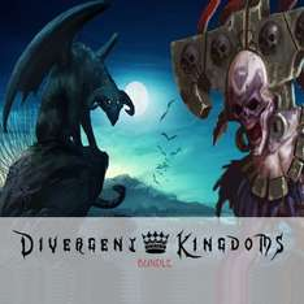 [STEAM] Divergent Kingdoms Bundle @ Indie Gala