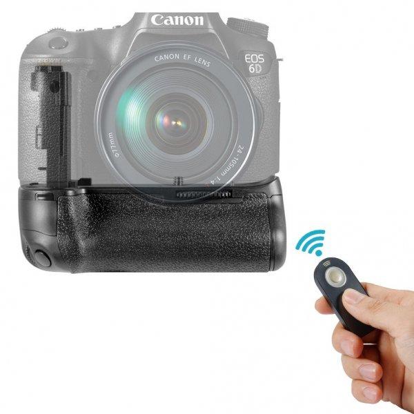 [Amazon/Prime/Wartezeit] Neewer BG-E13 Batteriegriff für Canon 6D