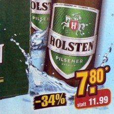 [Netto MD] Kiste Holsten Pilsener 7.80€ statt 11.99€