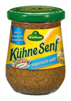 [Amazon.de Plus] Kühne Senf süß, 10er Pack (10 x 250 ml)