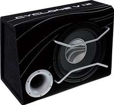 Rainbow Cyclone V12 für 49€ (-50%) Subwoofer @amazon.de