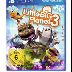 Little Big Planet 3 für PS 4 10€ Real Neumarkt i.d. Opf