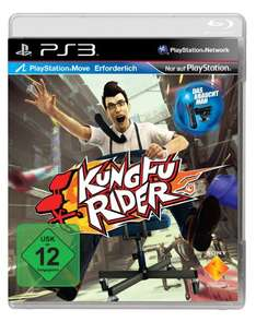 [Amazon-Prime] Kung Fu Rider (Move erforderlich) - [PlayStation 3]