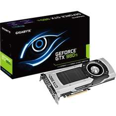 Gigabyte GeForce GTX 980 Ti 6144MB (Retail) für 644,30