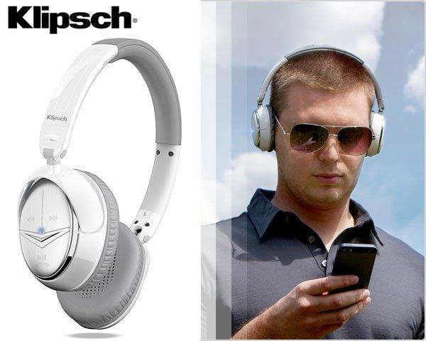 KLIPSCH IMAGE ONE BLUETOOTH ON-EAR KOPFHÖRER für 39,95 € + 6,95 € VSK