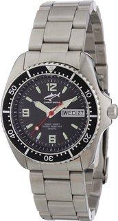Chris Benz Unisex-Armbanduhr Analog Edelstahl CBM.S.MB.SW für 140,53 Euro