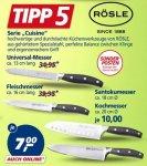 [Einkaufstipp] Messer bei real