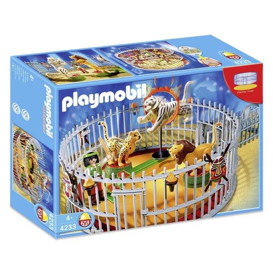 Playmobil Raubtierdressur - 10 Euro statt 25 Euro - Vergleichspreis 19 Euro - Versandkostenfrei nur Heute