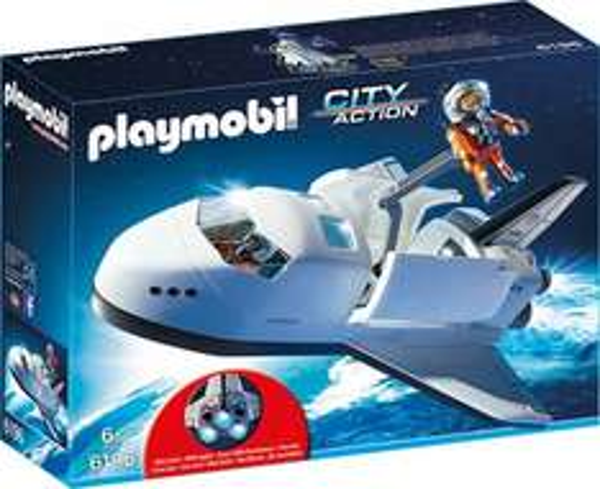[REAL] Playmobil 6196 Space Shuttle für 23,95€ // 3117 Pferdekutsche // 5062 Traktor mit Ponyanhänger für 8,00€