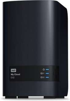 [NBB] WD My Cloud EX2 NAS (2-Bay) für 111€