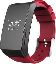 [Amazon] MyKronoz ZeWatch 2 Smartwatch für iOS, Windows Phone und Android in rot für 49,73€