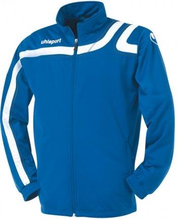 Uhlsport / Progressiv Classic Jacke royal-weiß / Größe XXS und S / Preis: 8,79 € inkl. Versand / @sportartikel-billiger.de