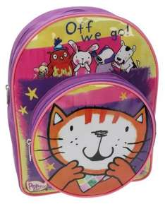 Trademark Collection Schulrucksack POPPY001001 Lila
