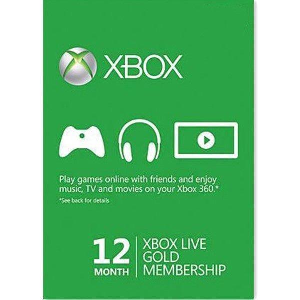 12 Monate Xbox Live für 25,99 (ebay)