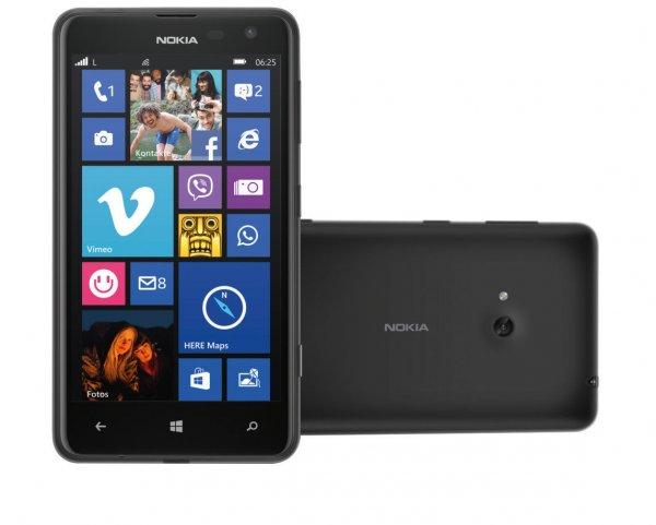 Nokia Lumia 625 LTE  79,99 Euro