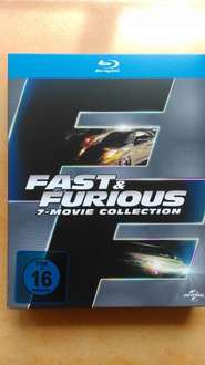 Fast & Furious 7 Movie Collection (Blu-ray) bei Expert in Günzburg