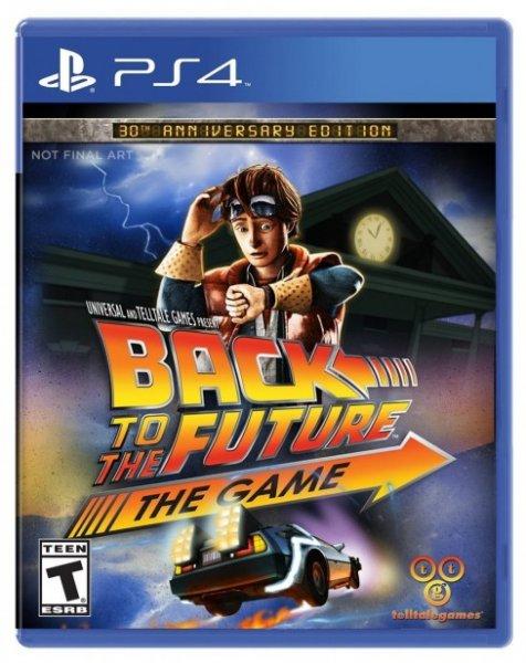 Zurück in die Zukunft: Das Spiel (PS4/Xbox One) (OT) Vorbestellung für 27,95€ @Coolshop